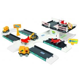 KID CARS 3D – BAZA LOTNICZA