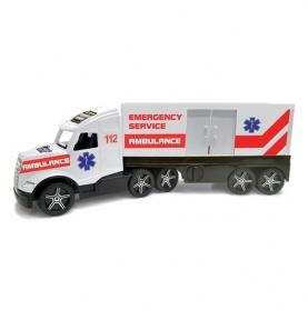 Magic Trucks Emergency - AmbulansEmergency - Ambulans
