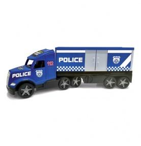 Magic Trucks Emergency - Policja