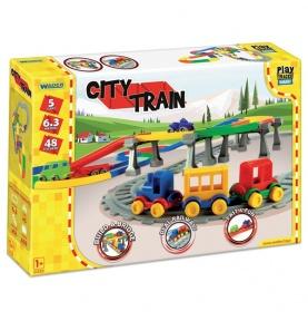 Play Tracks Railway - Kolejka miejska