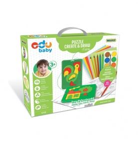 Puzzle create&draw - farma