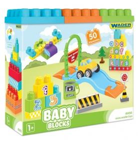 Baby Blocks - klocki 50 szt
