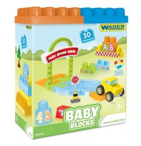 Baby Blocks - klocki 30 szt