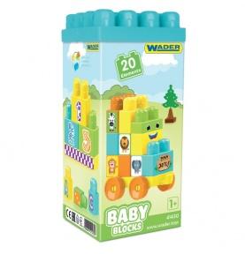 Baby Blocks - klocki 20 szt