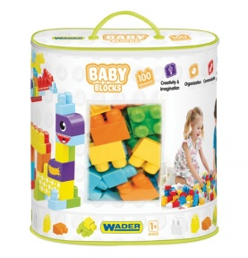 Baby Blocks - torba 100 szt
