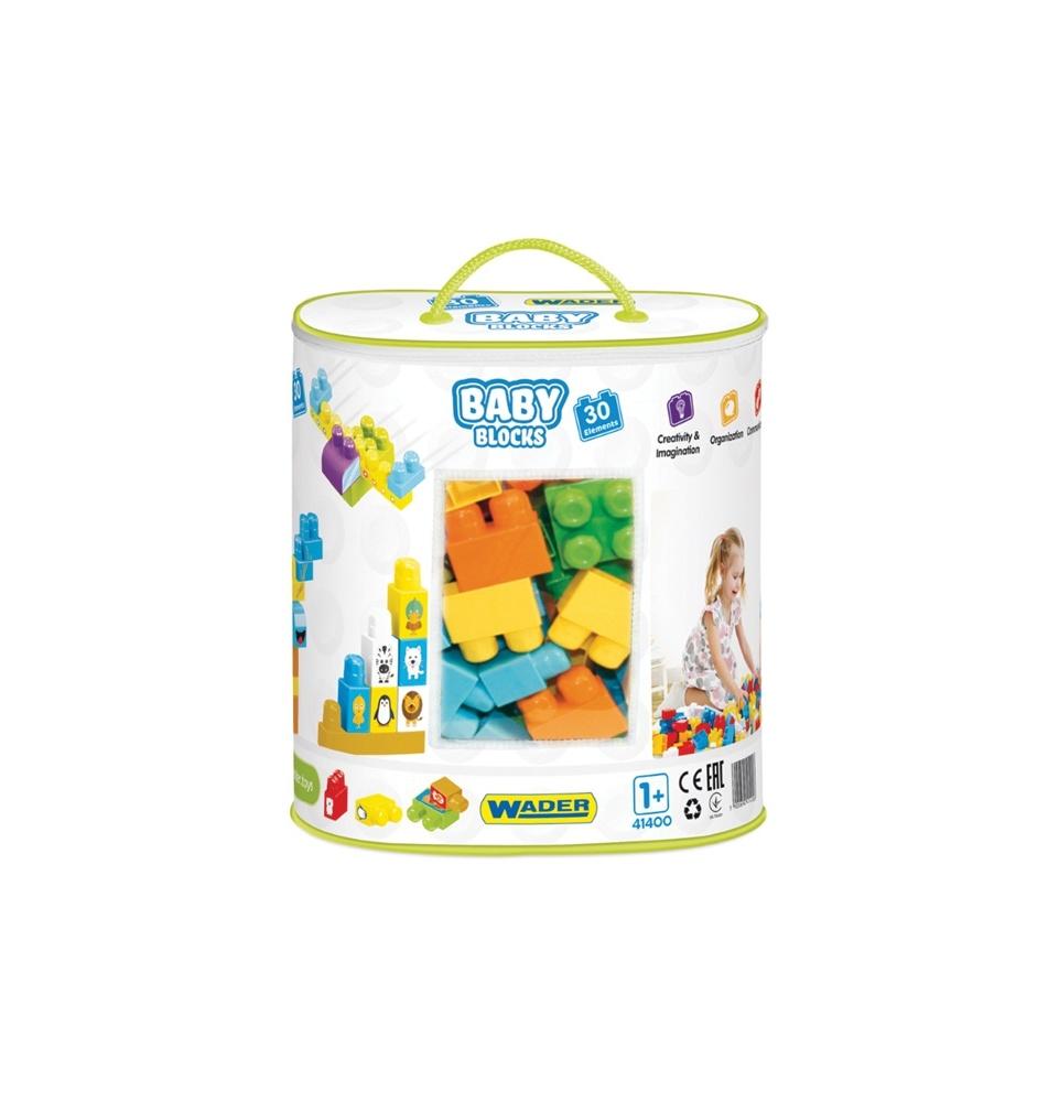 Baby Blocks - torba 30 szt