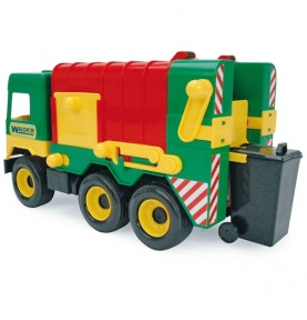 Middle Truck - Śmieciarka