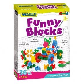 KLOCKI FUNNY BLOCKS