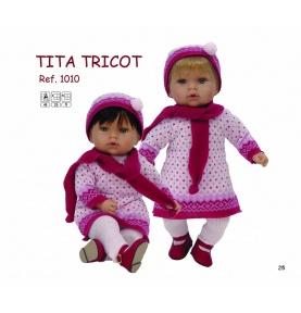 Lalka Tita Tricot