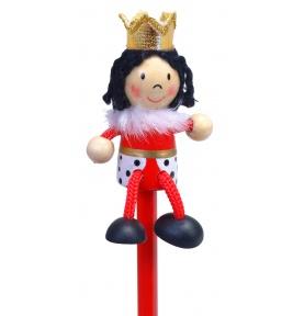 Ołówek z królową