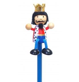 Ołówek z Królem