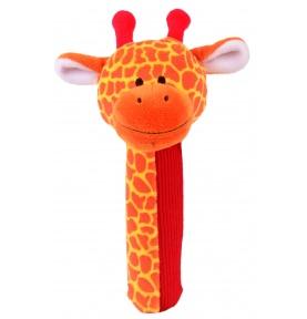 Pluszowa Piszczałka z Żyrafą