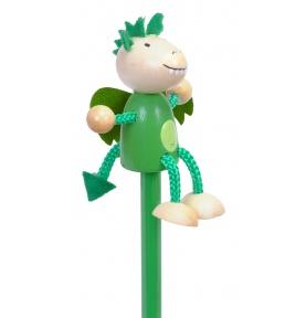 Ołówek z Zielonym Smokiem