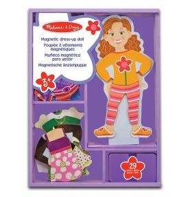 Maggie Leigh - drewniana lalka do przebierania